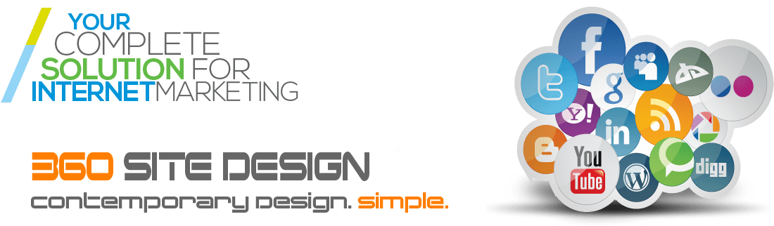 marketing web design